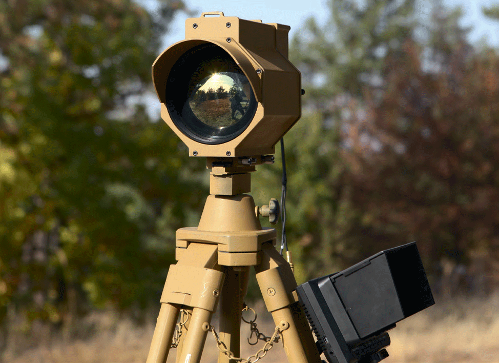 фото:Modular thermal imaging sighting system ARCHER TC-100